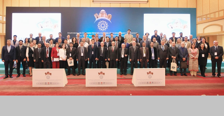 ECO Educational Institute (ECOEI) organized an International Symposium on Common History, Culture, Education and Civilization of ECO Member States in Ankara Turkey (Sept. 27-28, 2019)