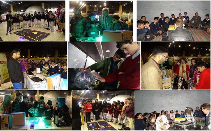 Engagement of Children, Students and Adults in the Scientific Activities during MLLF-2019 (16-17 Feb. 2019)